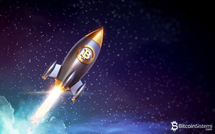 Bitcoin Koptu Gidiyor! Fiyat 12.000 Doları Gördü!