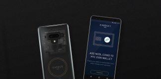 Blockchain Telefonu Üretecek Olan HTC'den Bitcoin.com İle İşbirliği